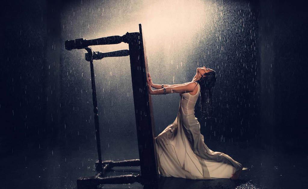 エバ ジェルバブエナ舞踊団「雨 - Lluvia」の画像