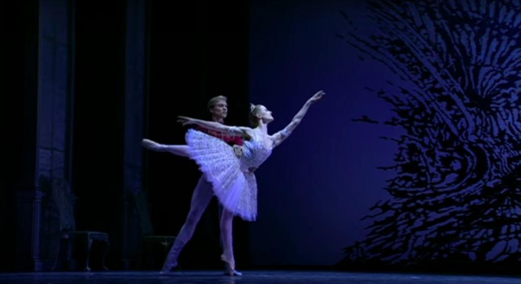 ナディア サイダコワ と ウラジーミル マラーホフ 「くるみ割り人形 − 第2幕」の画像