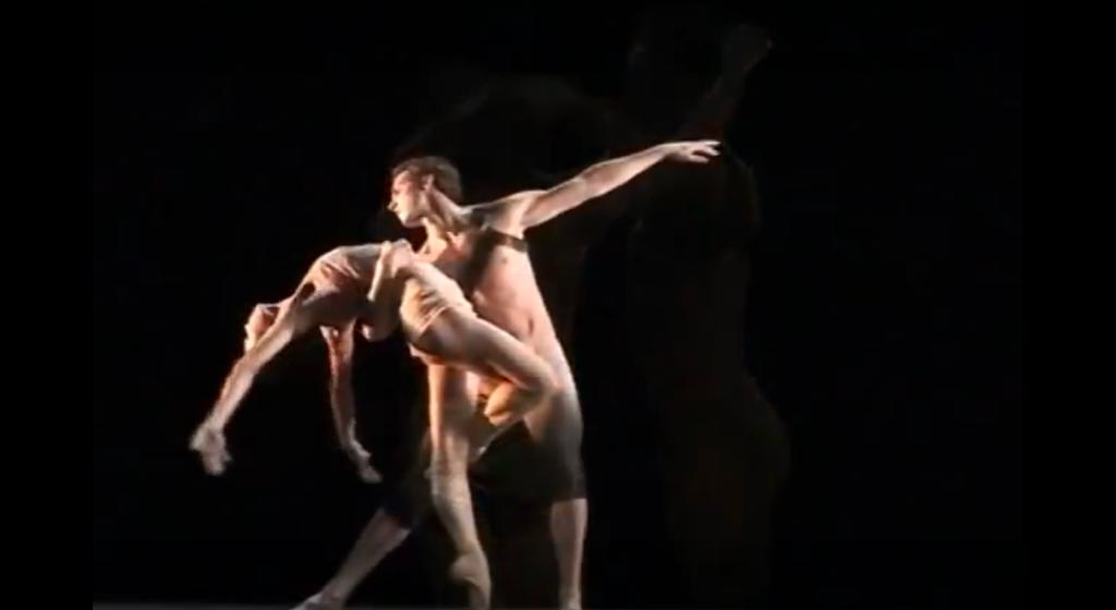 ポリーナ セミオノワ 、 ウラジーミル マラーホフ 「カラヴァッジオ」の画像